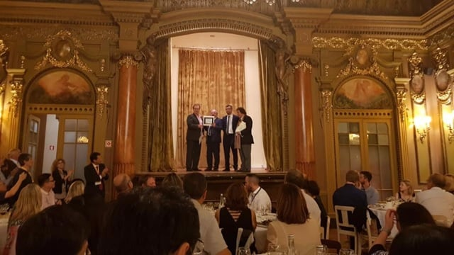 Connect2SmallPorts Research Paper Won The Best Paper Award