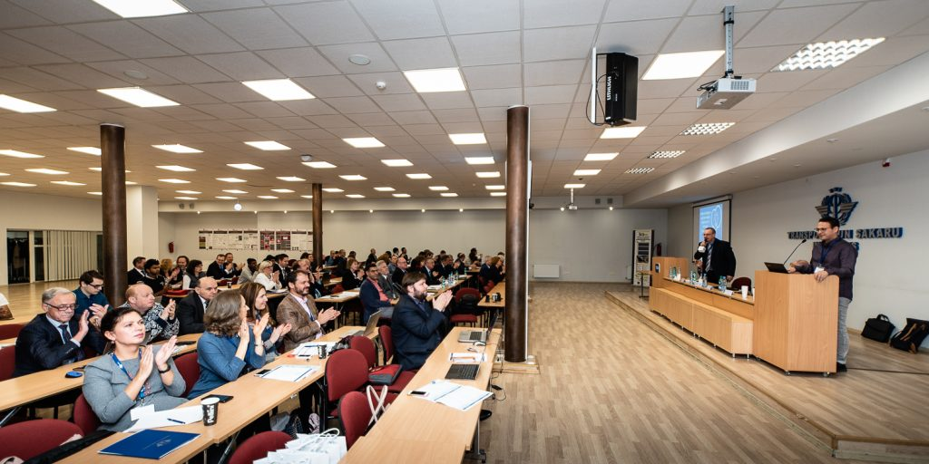 WP 3.1-3.3 State of The Art Report and Auditing Tool at The RelStat 2019 Conference in Riga