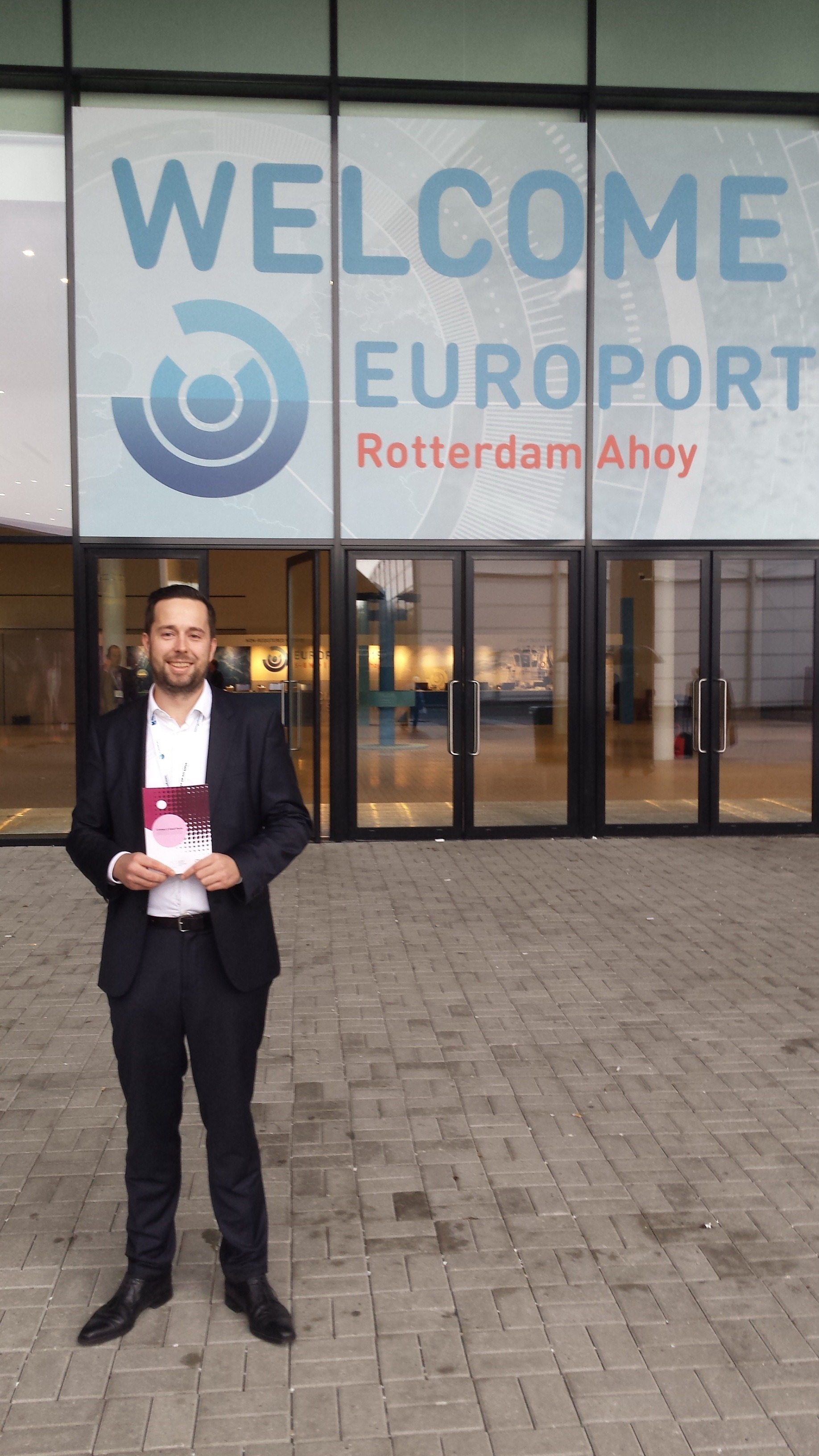 WP 6.4 – International Match Making Event, Europort 2019 in Rotterdam