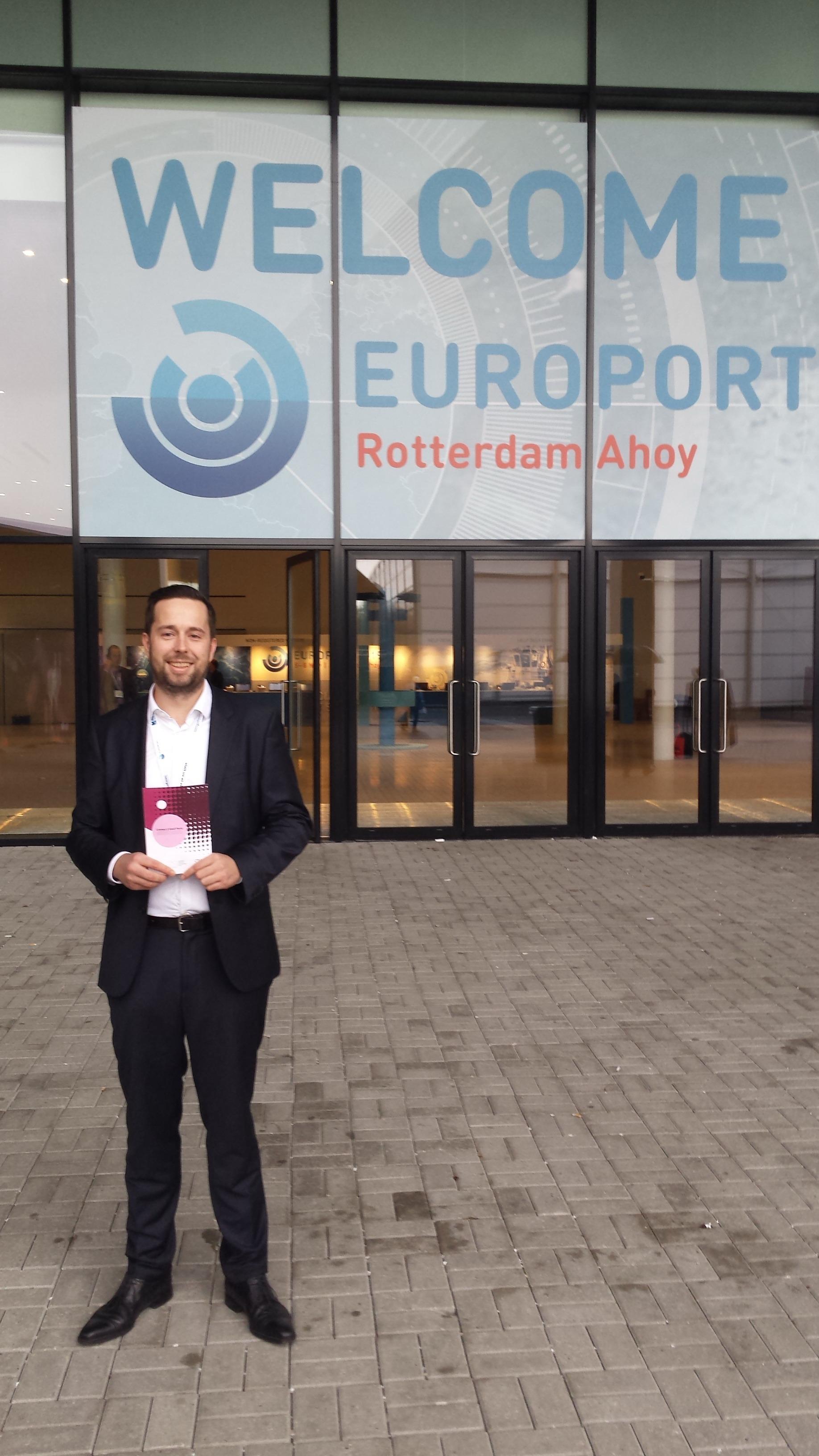 WP 6.4 – International Match Making Event, Europort 2019 in Rotterdam
