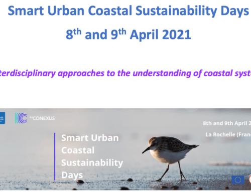 Project Presentation at 'Smart Urban Coastal Sustainability Days'