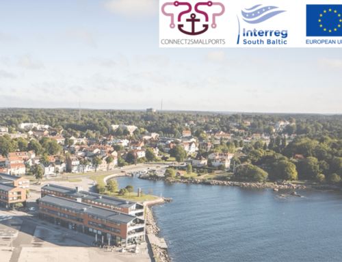 Connect2SmallPorts Pilot Project Powers Port of Ystad with Simulation